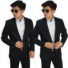Blazer Formal Executive Classy Black