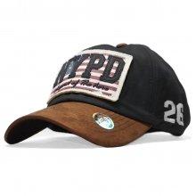 Topi NYPD 26 Black