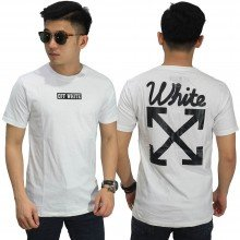 Kaos Off White Arrows Pull Broken White