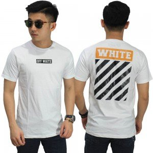 Kaos Off White Diag Block Broken White