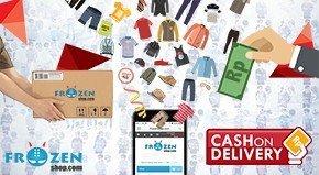 Belanja aman dan cepat, cash on delivery / bayar di tempat