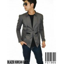 Blazer Korean Grey