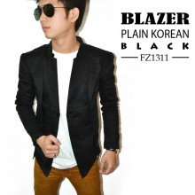 Blazer Plain Korean