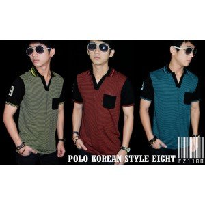 Polo Korean Style Eight