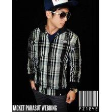 Jacket Parasut Webbing