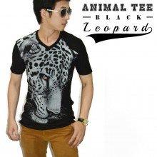 Animal Tee Leopard
