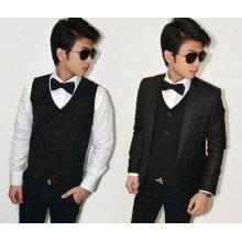 Vest In Black