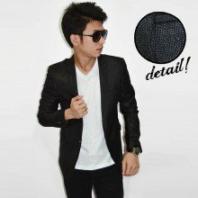 Blazer Executive The Metalic Black