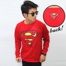 Sweater Superman Red - Superheroes
