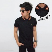 Polo Basic New Black [BRANDED]