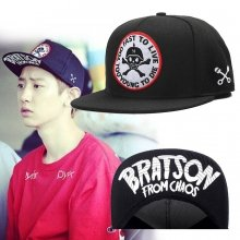 Topi Snapback Bratson - Too Fast To Live Too Young To D