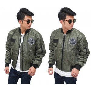 Jacket Bomber US Air Force Dark Green