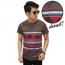 Kaos Middle Block Tribal Layer Brown