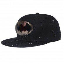 Topi Snapback Batman Paint Splash Black