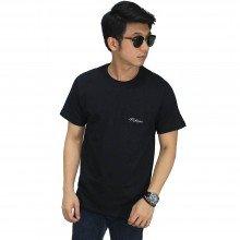 Basic T-Shirt With Pocket Black
