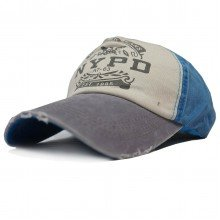 Topi NYPD Soft Blue