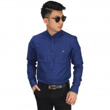 Kemeja Formal Executive Dark Blue