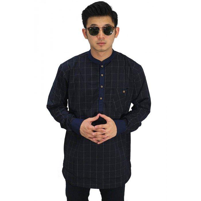 Baju Koko Kurta Gamis Square - Baju Muslim Pakistan 68a4c20552