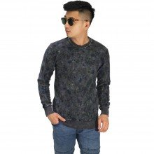 Sweatshirt Faded Colour Washed