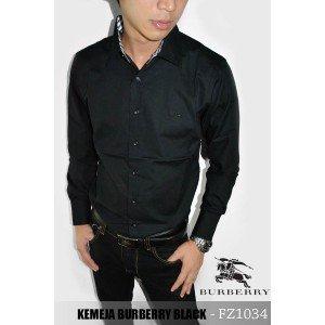 Kemeja Burberry Black