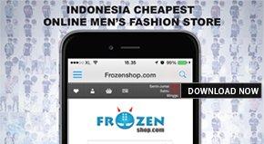 Belanja pakaian pria online, dimana saja, dan kapanpun
