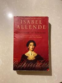 İsabel Allende kitabı