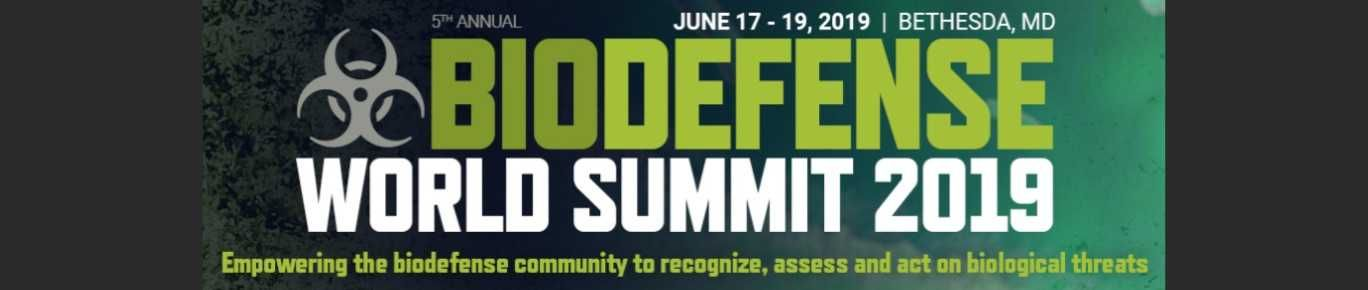 Biodefence World Summit 2019