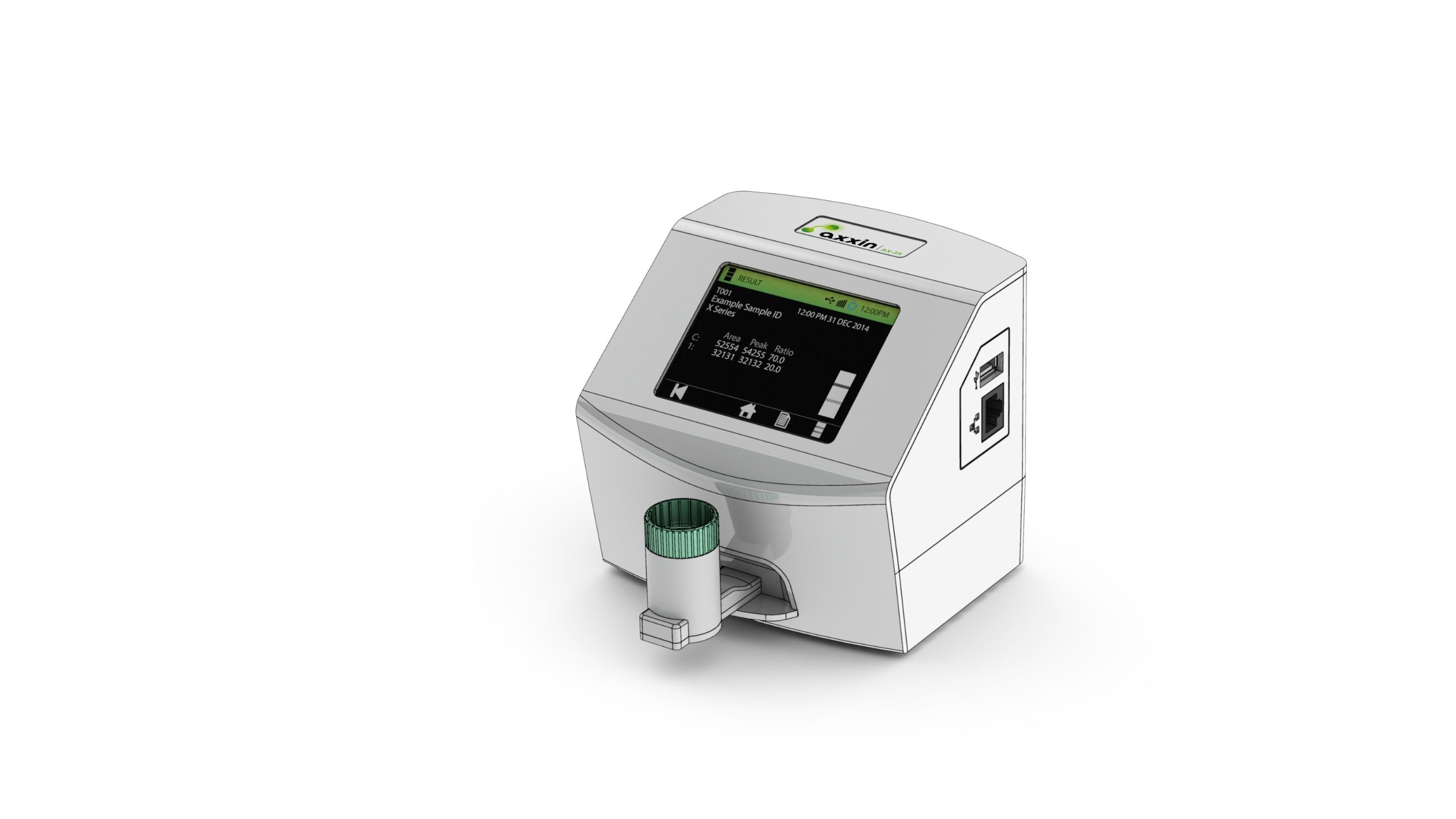 Molecular NatFlow Instrument