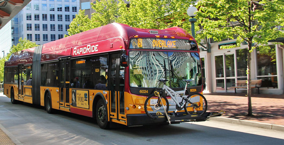 King County, WA brings 4G LTE Wi-Fi to RapidRide bus riders using Cradlepoint