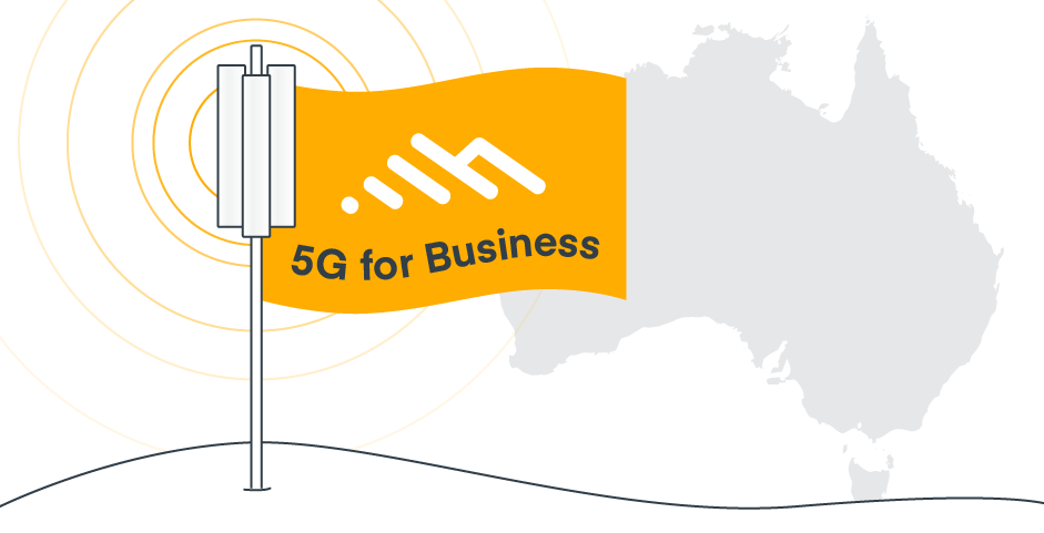 The first 5G solution for business is here