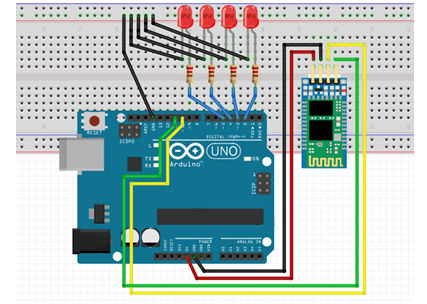 Menyalakan Lampu Dengan Android Berbasis Microkontroler Arduino