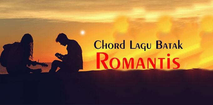 chord lagu batak romantis