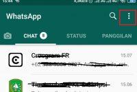 cara menghapus waktu online di wa cara menghilangkan waktu terakhir online di whatsapp