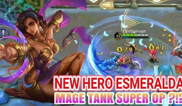 build esmeralda terkuat dan tersakit terbaru