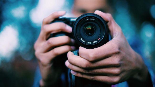 Cara Membuat Efek Blur DSLR menggunakan Picsay Pro.