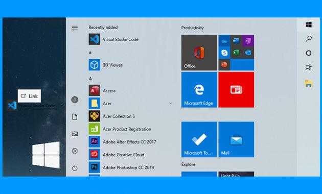 cara membuat shortcut windows 7,8 dan 10