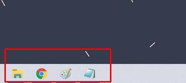 eror cara menyembunyikan taskbar windows
