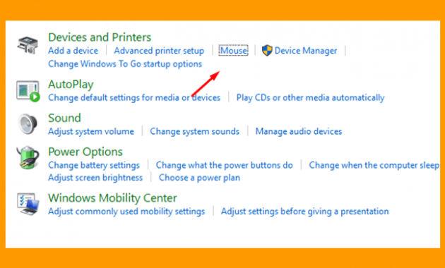 cara memperbaiki kursor hilang di windows 7,8,10