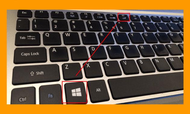 cara mengatasi kursor hilang di windows 7,8 dan 10