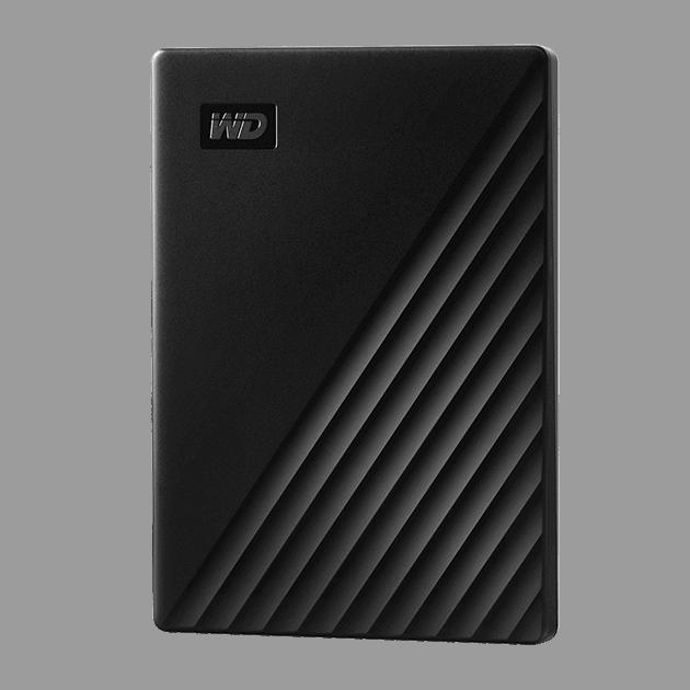 Western Digital My Passport Hardisk External 1 TB