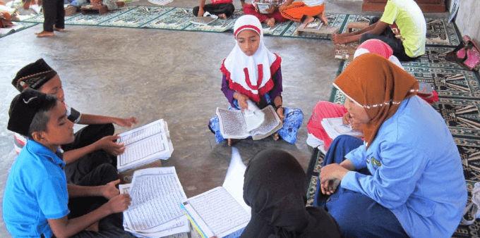 rekomendasi program kkn - mengajar mengaji