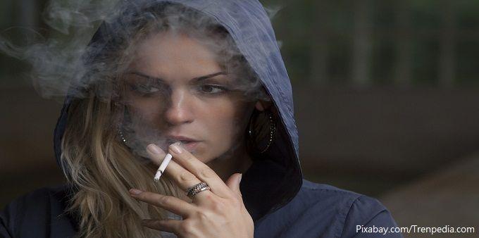 menghindari rokok