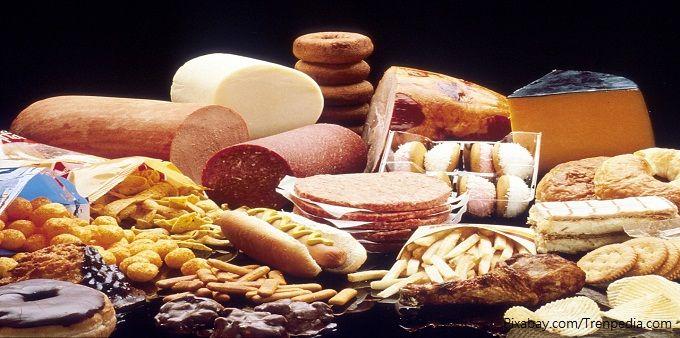 mengurangi makanan berlemak