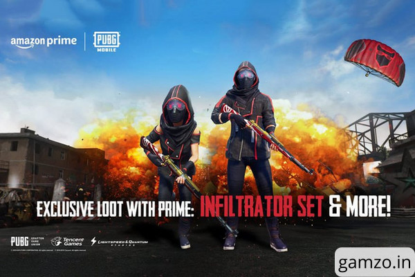 Amazon prime members get exclusive in-game rewards for pubg mobile