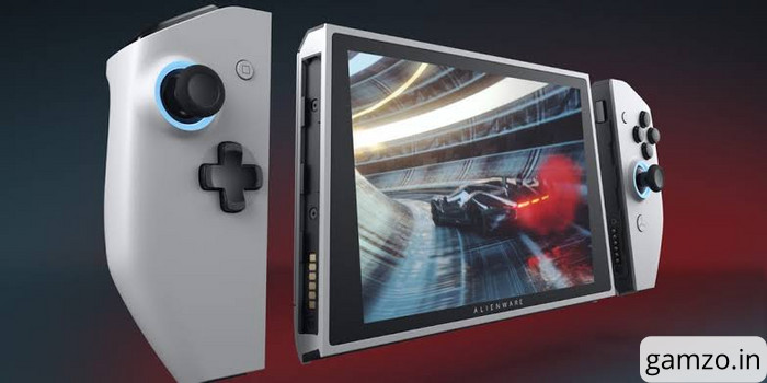 DELL UNVEILS UFO GAMING CONSOLE CONCEPT