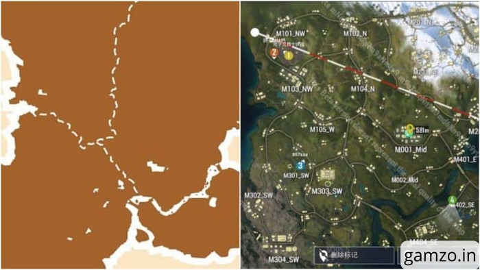Pubg mobile: new fourex map