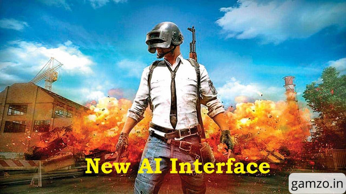 Pubg mobile: getting a new ai interface