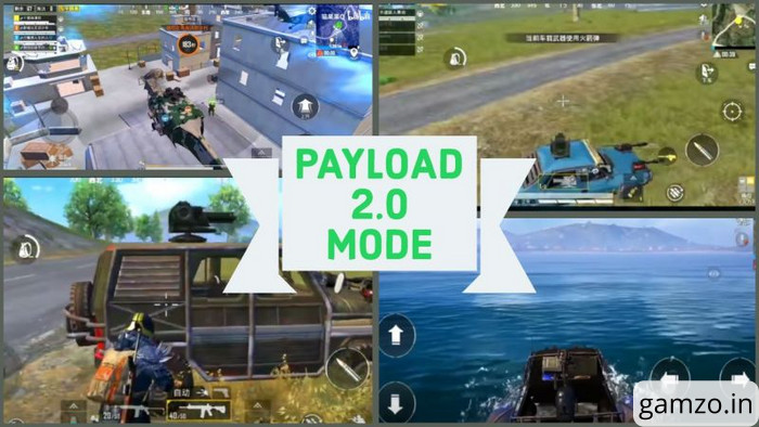 Pubg mobile payload 2. 0 leaks. Upgraded drones among others