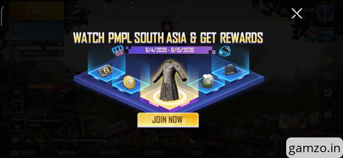 Pubg mobile: how to get pmpl exclusive rewards