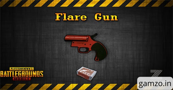 Pubg mobile guide: 6 must-know tips to use flare gun
